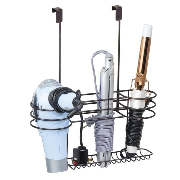 amazon hair tool organizer