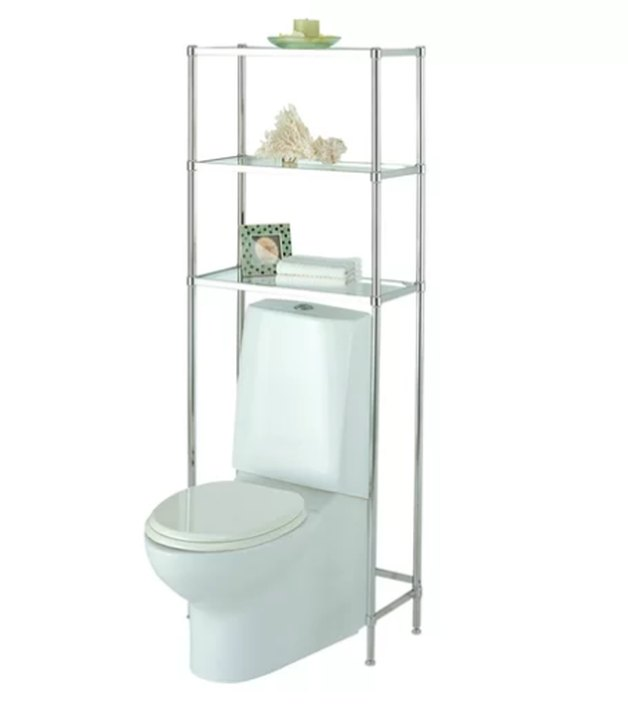 birch lane toilet storage