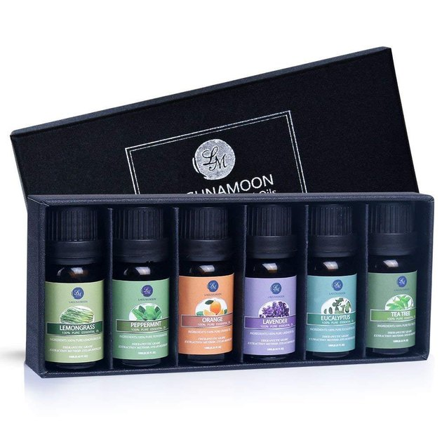 amazon essential oils gift set