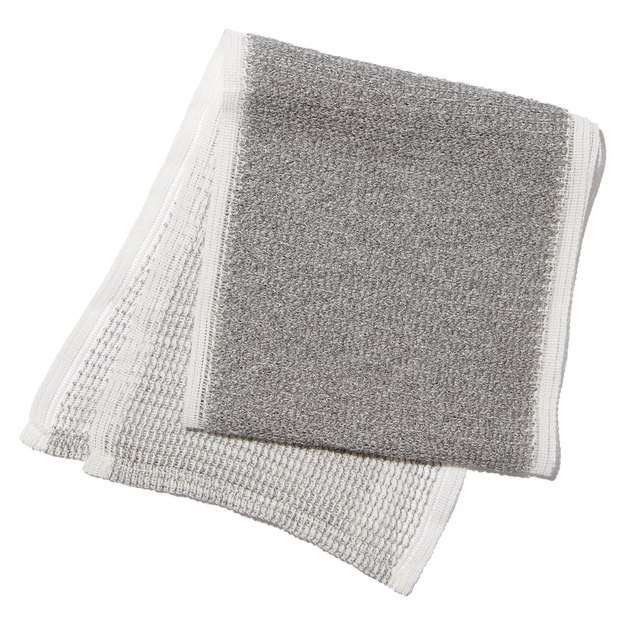 odor absorbing washcloth