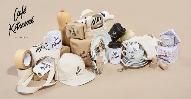 cafe kitsune collection