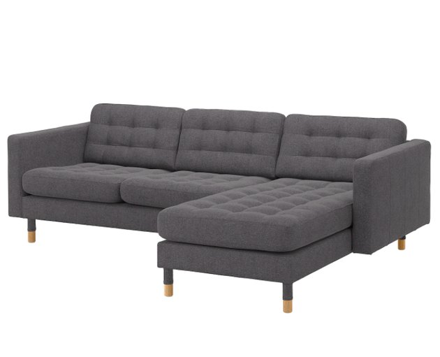 Marabo Sofa With Chaise, $979