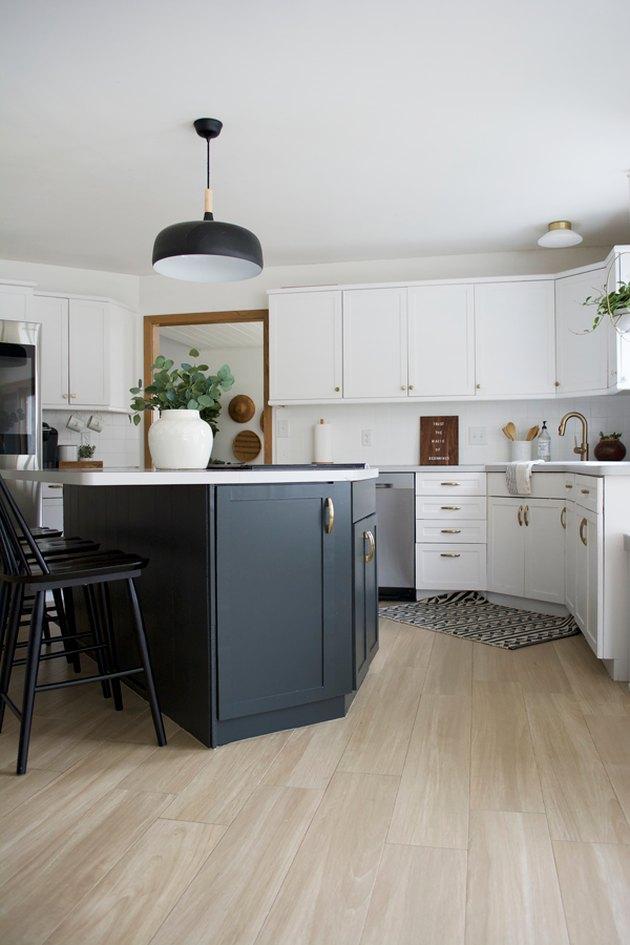 small kitchen island idea
