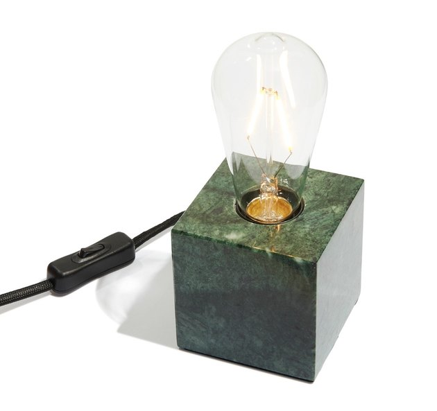 Ore Table Lamp, $110