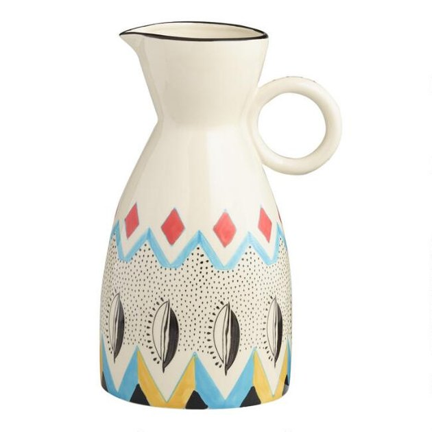 african geo pitcher