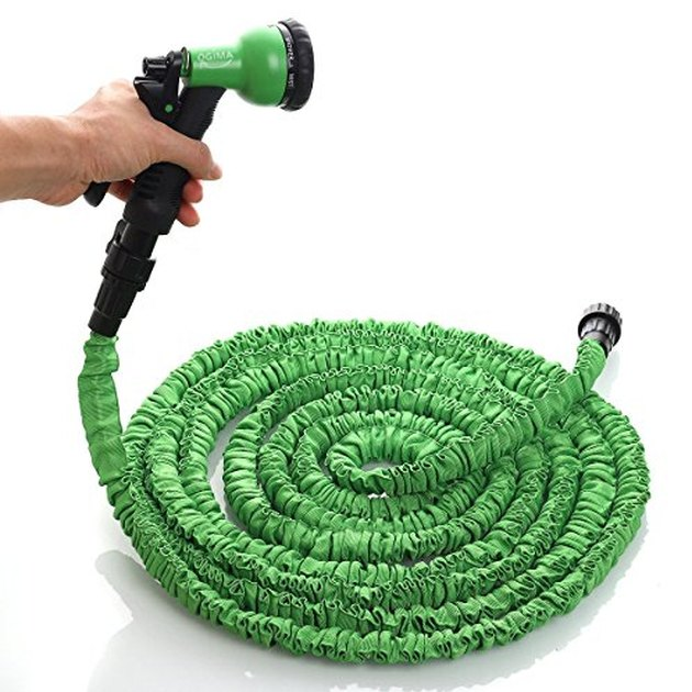 Expandable hose manufactured by Ogima.