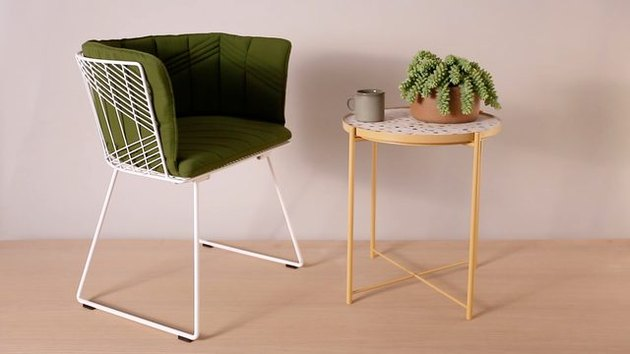 Ikea Table Hack DIY