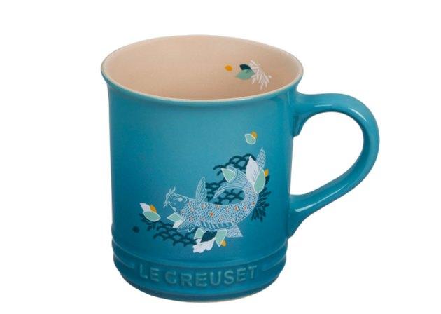 Lotus Collection Mug