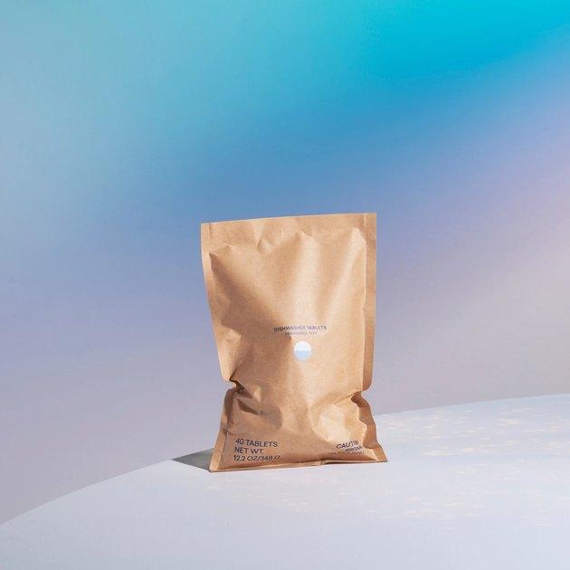 dishwasher pod refill bag