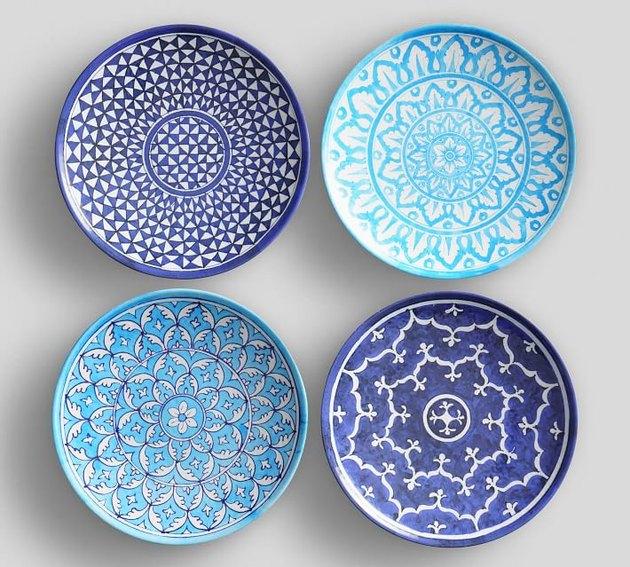 Pottery Barn - Hampton Melamine Salad Plate