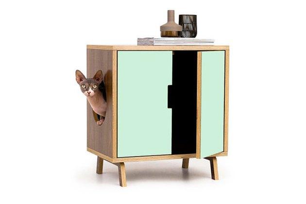 Cat Litter Box Furniture
