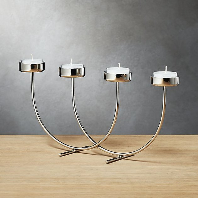 multi tea light candle holder