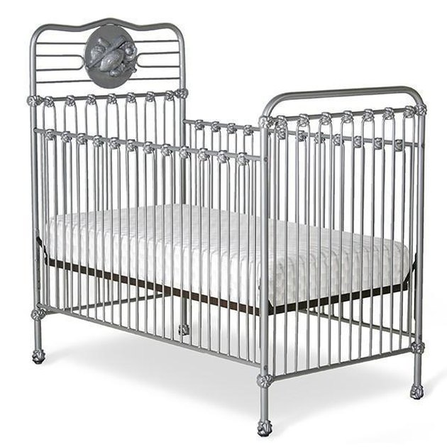 Corsican Iron Stationary Sports Crib
