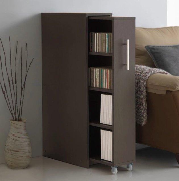 Baxton Studio Lindo Bookcase