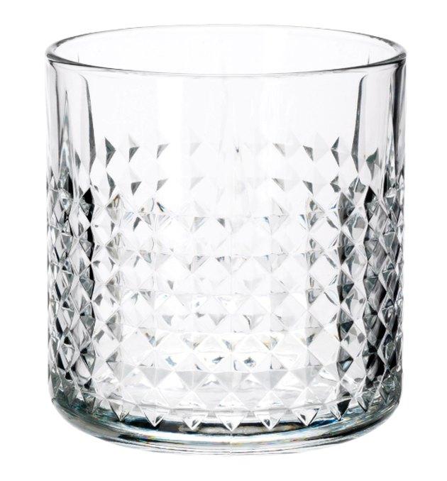 ikea whisky glass art deco style