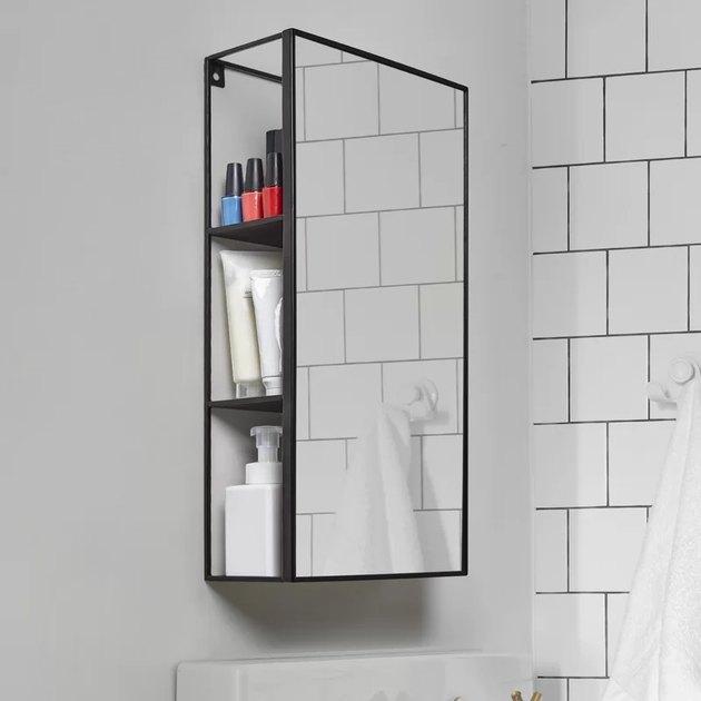 Umbra Cubiko Bathroom Mirror