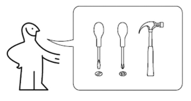 Image from Ikea instruction manual.
