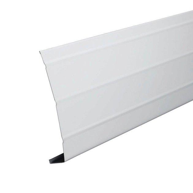 aluminum fascia cover