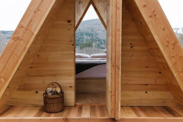 eastwind hotel cabin