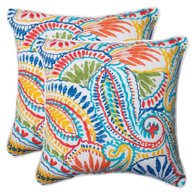 Target throw pillow set