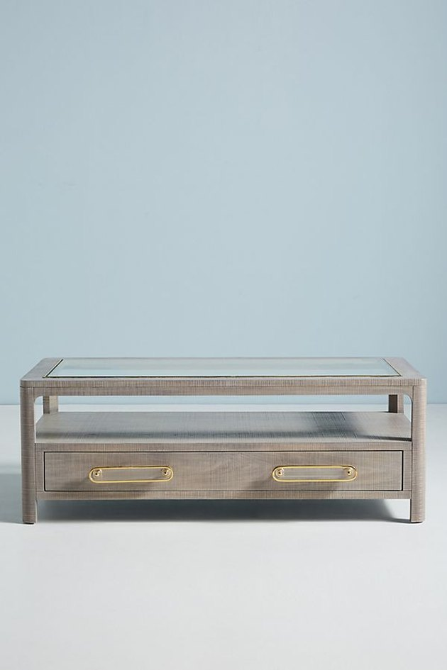 anthropologie coffee table