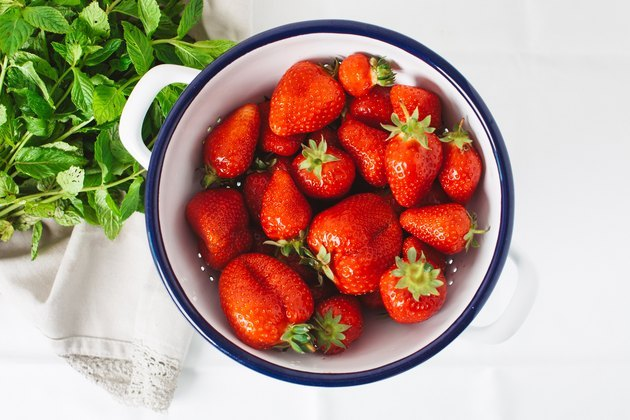tiktok strawberries gross