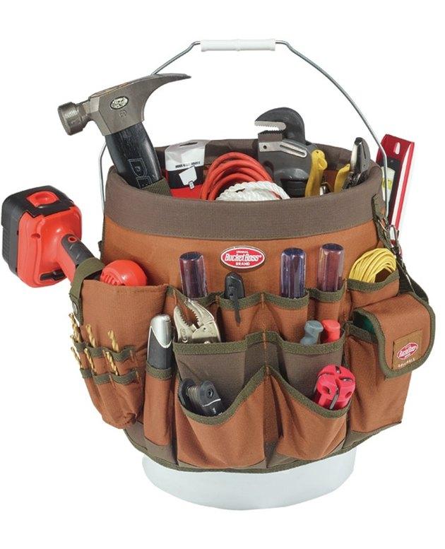 Tool bucket.
