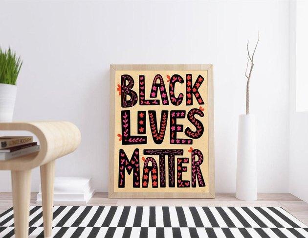 PrettyPrismaticArt Black Lives Matter Digital Download, $5