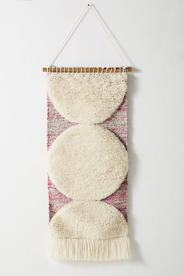 anthropologie wall hanging