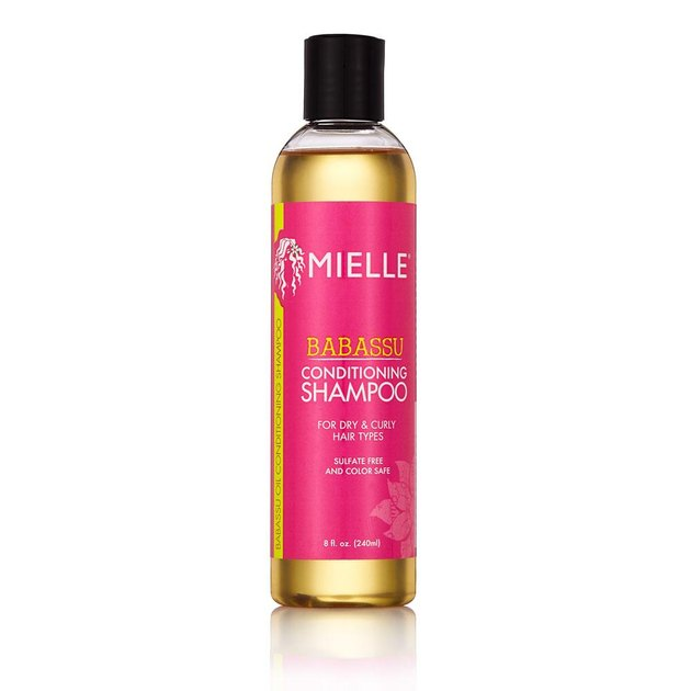 Mielle Babassu Conditioning Sulfate-Free Shampoo home decor black owned
