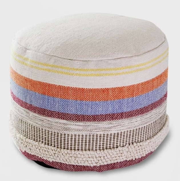 Target Opalhouse woven outdoor pouf