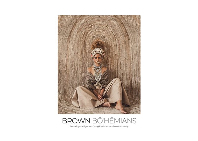 Brown Bohemians: Honoring the Light and Magic of Our Creative Community home decor black owned