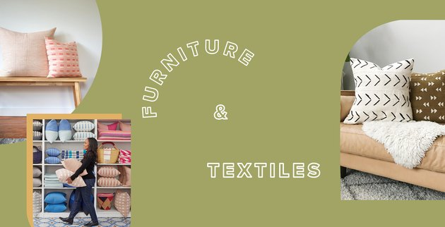 black-owned furniture and textiles