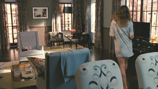 carrie's apartment in satc movie