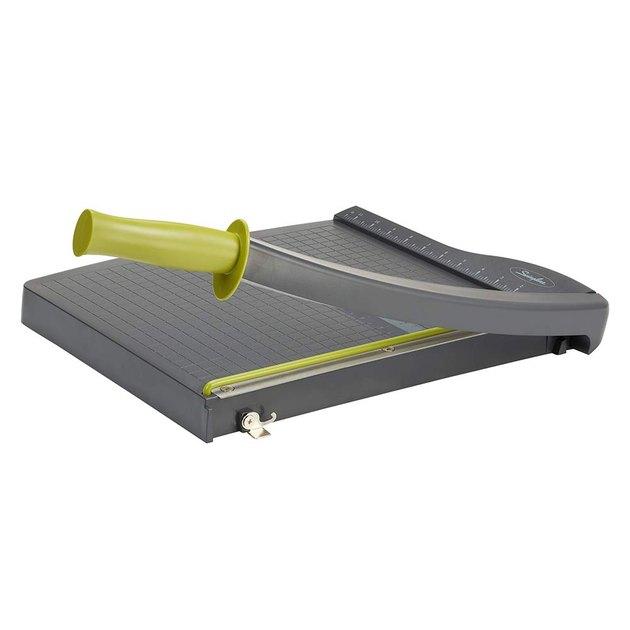 Paper cutter tool.