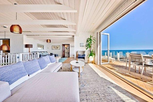 Airbnb Malibu house