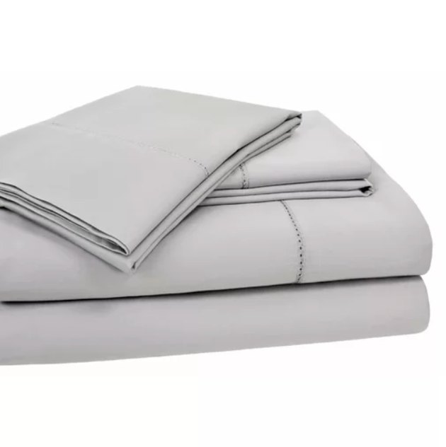 eider and ivory sheet set
