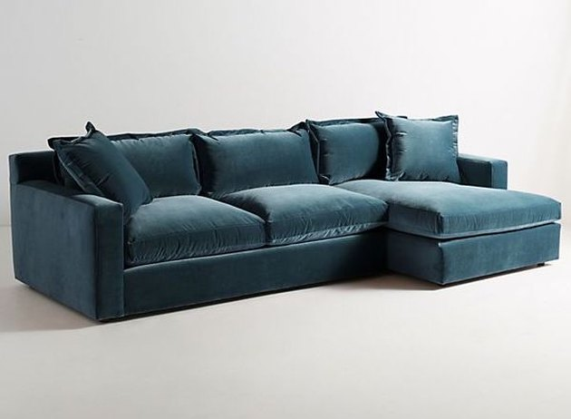 anthropolgie katrina sectional