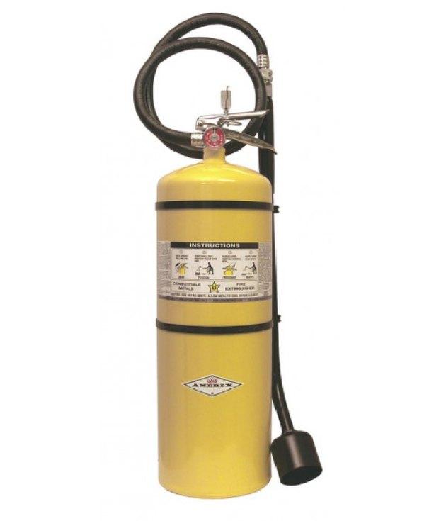 Class D fire extinguisher.