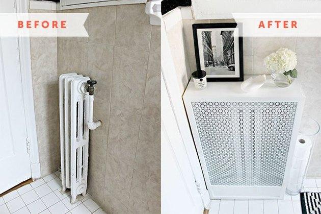 Comment construire un couvercle de radiateur