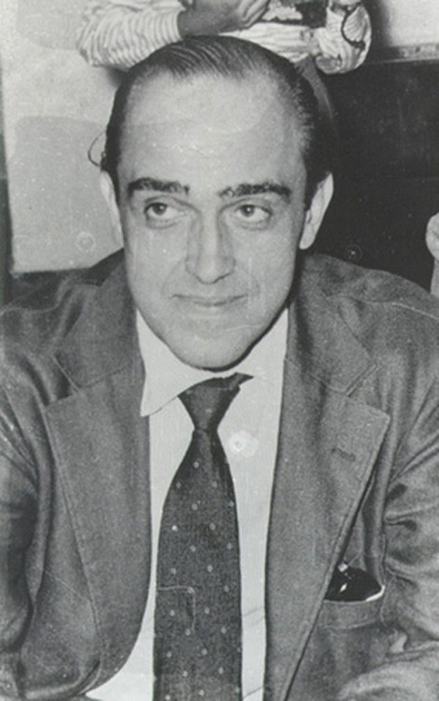 photo of Oscar Niemeyer