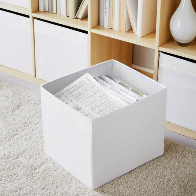 Dröna Box in White, $3.99