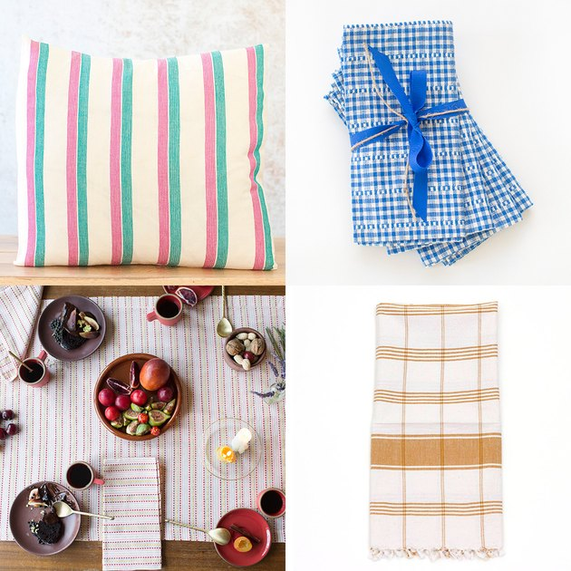 heather taylor home linens