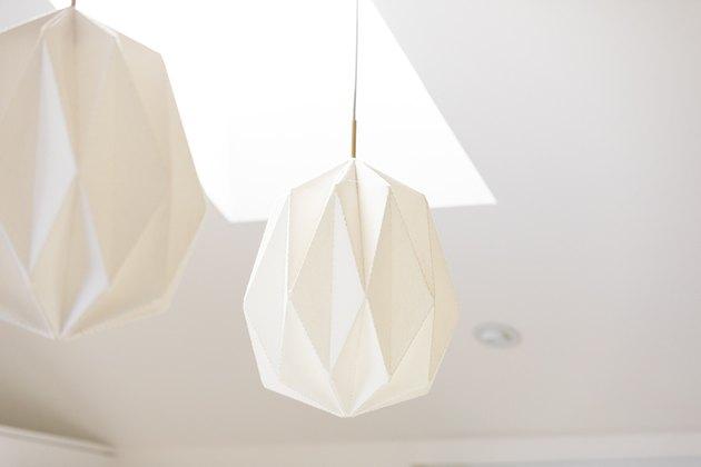 Room & Board Orikata Acorn Pendant Lights