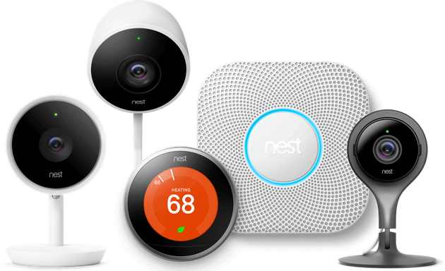 Nest product line.