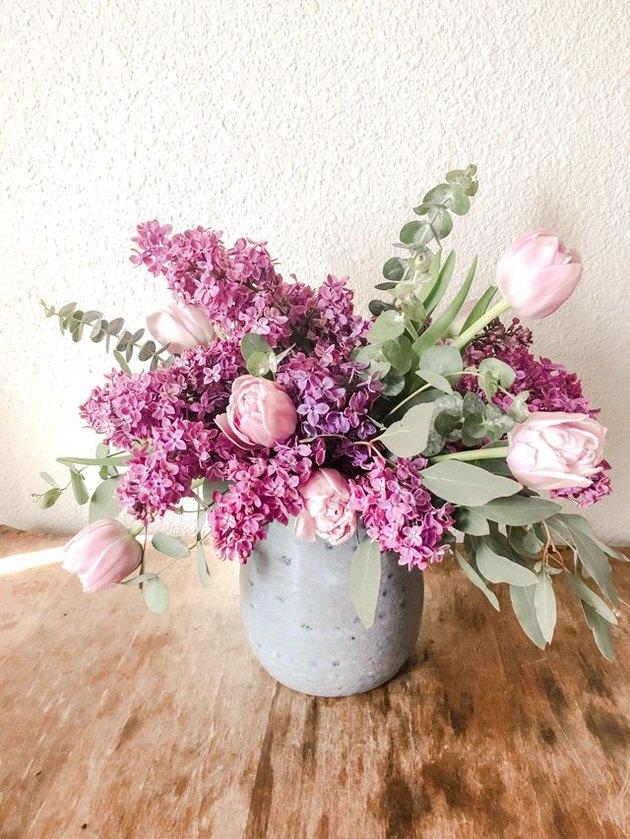 Flower Arrangement DIY
