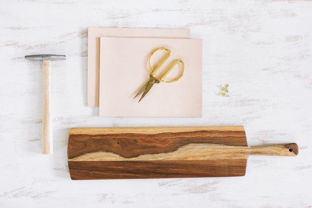 Materials for letter holder