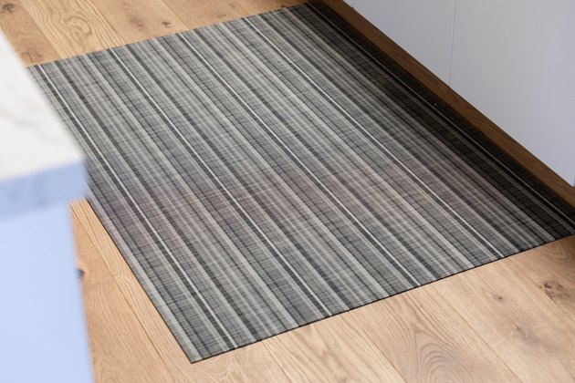 Chilewich Striped Shag Indoor & Outdoor Mat
