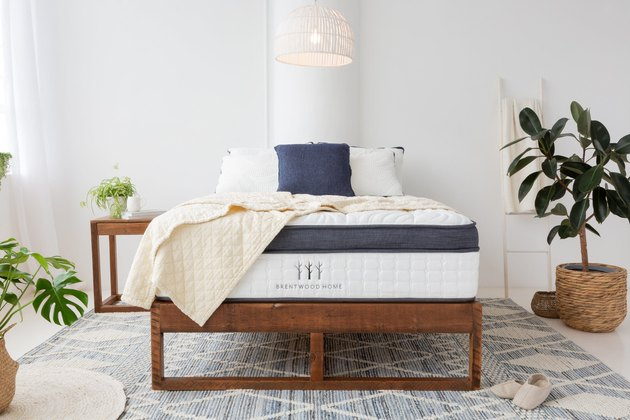 brentwood home memory foam mattress