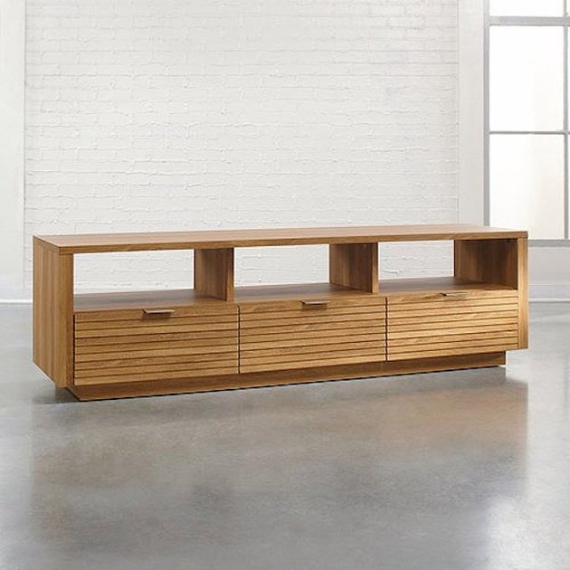 Lexington Sauder Soft Modern TV Stand, $264.88